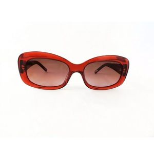 Fendi Red Logo Gradiant Sunglasses